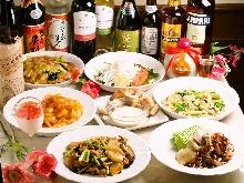 4,800日元套餐 (11道菜)