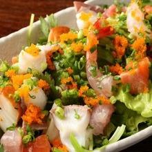 牛油果海鲜沙拉