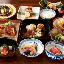 11,000日元套餐 (10道菜)