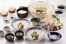 4,980日元套餐 (7道菜)