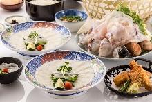 7,128日元套餐 (7道菜)