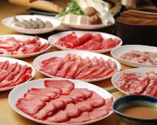 4,622日元套餐