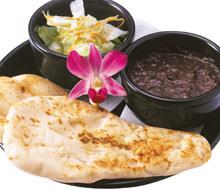 印度烤饼咖喱