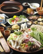 7,000日元套餐 (7道菜)