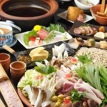 8,250日元套餐 (10道菜)