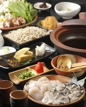 10,450日元套餐 (11道菜)