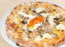 意大利新鲜香肠披萨