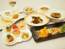8,800日元套餐 (8道菜)