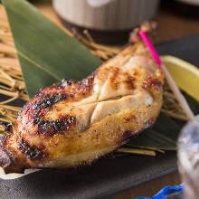 鸡肉西京烧烤