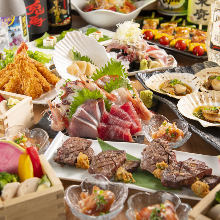 7,560日元套餐 (11道菜)
