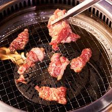 3,888日元套餐 (60道菜)