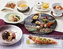 9,000日元套餐
