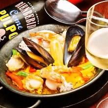 西班牙海鮮炖饭