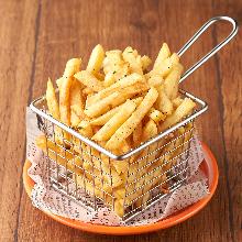 发酵奶油泰式辣椒酱炸薯条