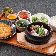 韩式纯豆腐