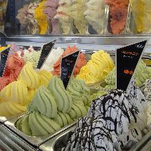 当季意式冰淇淋