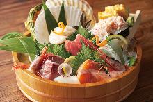 6,500日元套餐 (8道菜)