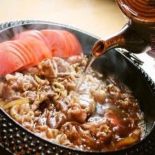 6,600日元套餐 (6道菜)