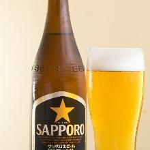 三宝乐生啤酒黑标