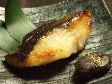 银鳕鱼西京烧