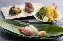 13,500日元套餐 (7道菜)