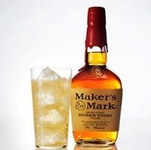 Maker's Mark高杯