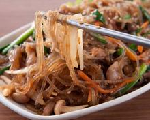 韩式杂菜炒粉丝