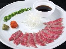 牛肉半熟烤