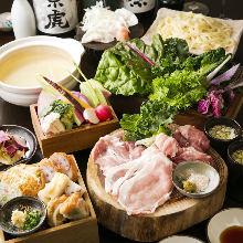 2,178日元套餐 (29道菜)