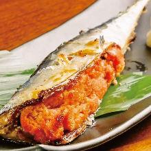 炙烤小沙丁鱼片