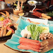 12,000日元套餐 (8道菜)