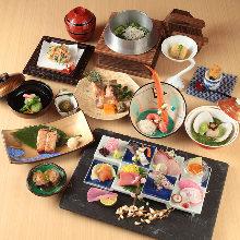 7,500日元套餐 (9道菜)