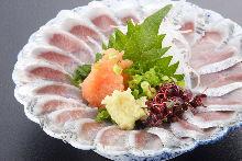 沙丁鱼(生鱼片)