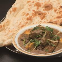 印度炖带骨肉