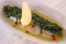 醋腌沙丁鱼