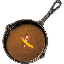 贝类浓汤 咖喱风味
