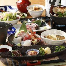 7,000日元套餐 (11道菜)