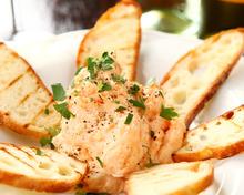 鱼卵马铃薯沙拉
