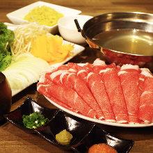 3,024日元组合餐