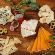 5种奶酪拼盘