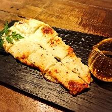 印度烤饼披萨