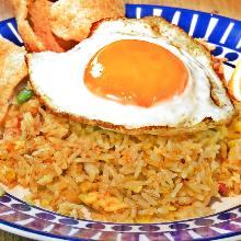 印尼或马来炒饭