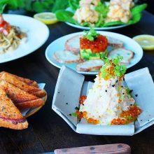 海鲜马铃薯沙拉