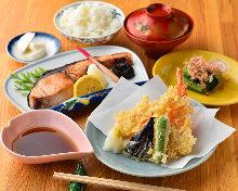 2,200日元组合餐 (6道菜)