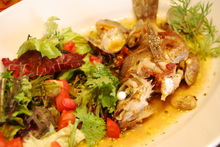 意式顿海鲜