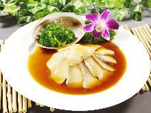 蚝油炖鲍鱼