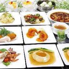 12,000日元套餐 (11道菜)
