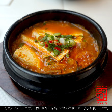 辣白菜韩式火锅