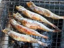 炙烤多春鱼