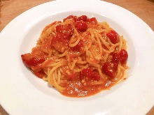 香辣番茄意面